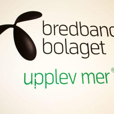 Skylt bredbandsbolaget